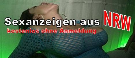 Fickanzeigen in NRW - Erotik-NRW.com